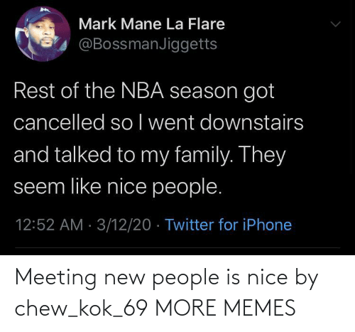 meeting: Meeting new people is nice by chew_kok_69 MORE MEMES