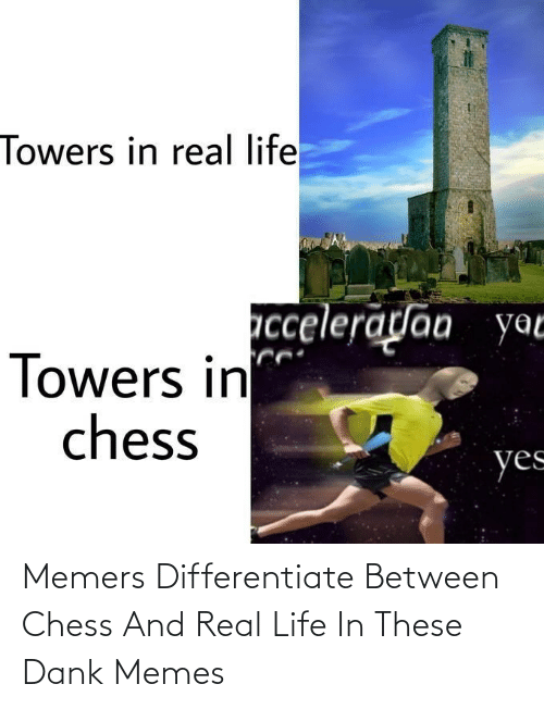 Dank Memes: Memers Differentiate Between Chess And Real Life In These Dank Memes