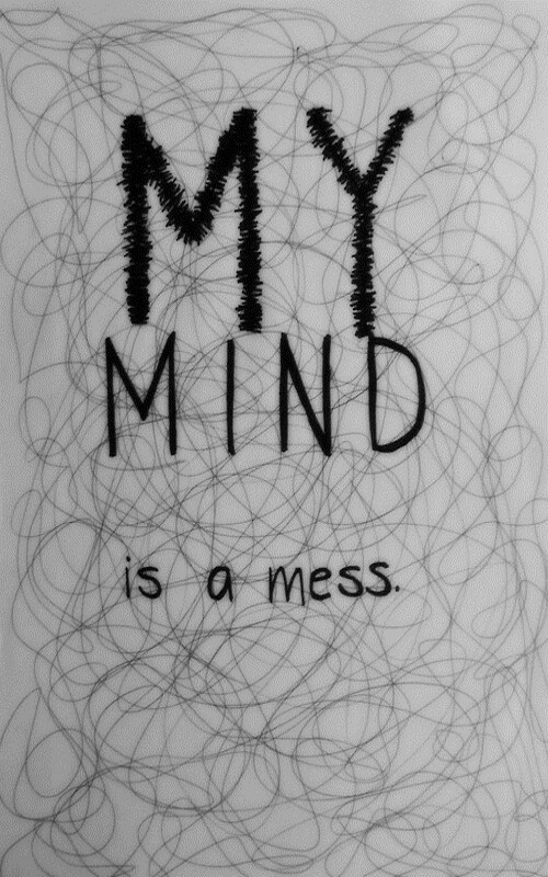 Mind, Mess, and A Mess: MIND  is a mess