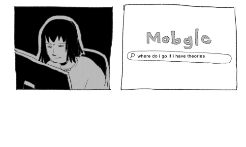 Where Do I Go, Where, and I Have: Molbgle  where do i go if i have theories