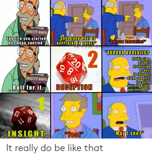 Monster Manual Good Lord What Os The Fire You Started Has Been Spotted Aurora Borealis Aurora Borealisa Ofyeare Attthistime Gt Deception On This Part Of The Country Localized Entirely Within Monster Manual