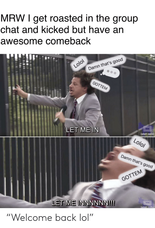 🦅 25+ Best Memes About Awesome Comeback | Awesome Comeback
