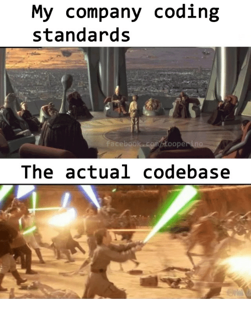 though: My actual code though