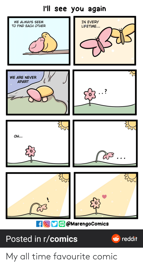 All Time: My all time favourite comic