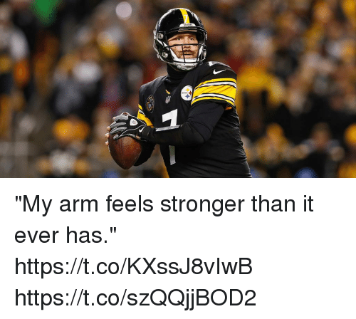 "Memes, 🤖, and Arm: ""My arm feels stronger than it ever has."" https://t.co/KXssJ8vIwB https://t.co/szQQjjBOD2"