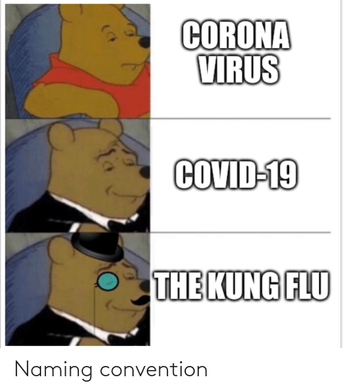 convention: Naming convention