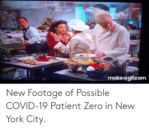 in-new-york-city: New Footage of Possible COVID-19 Patient Zero in New York City.