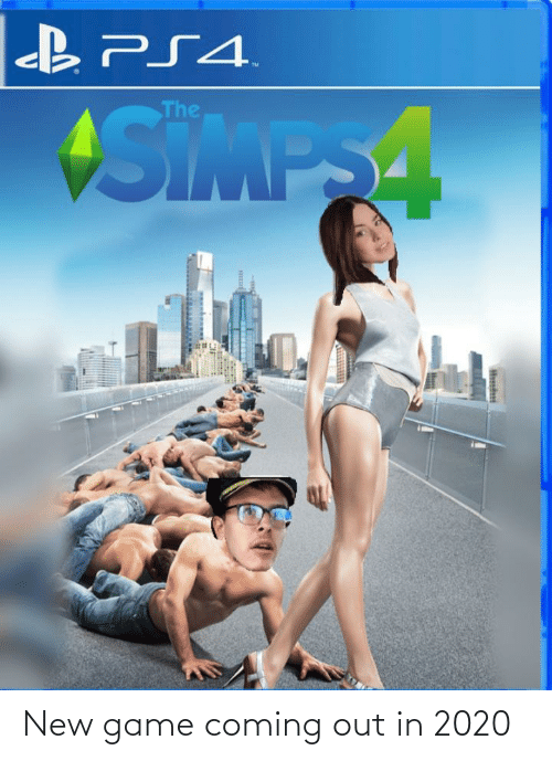 Coming Out: New game coming out in 2020