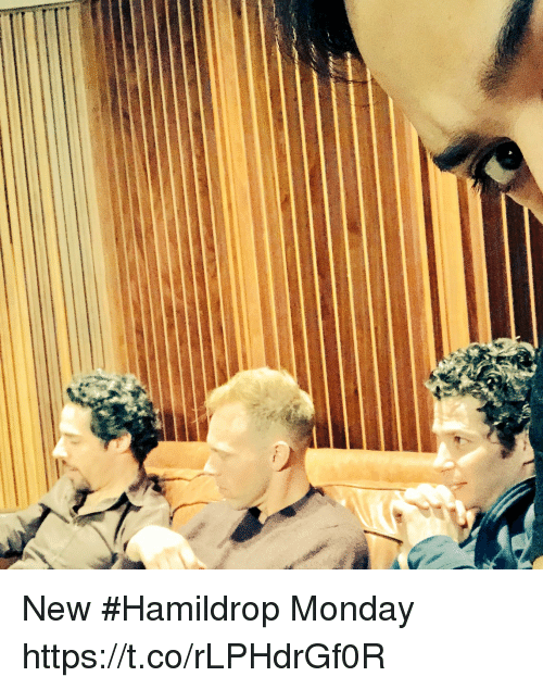 Memes, Monday, and 🤖: New #Hamildrop Monday https://t.co/rLPHdrGf0R