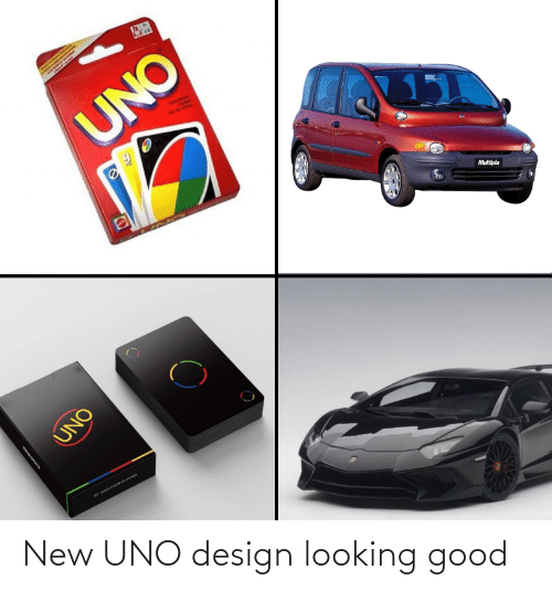 Design: New UNO design looking good