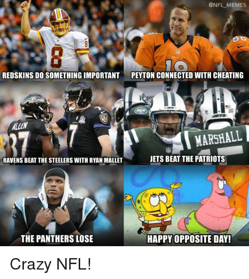 Memes Redskins Do Something Important Peyton Connected With Cheating