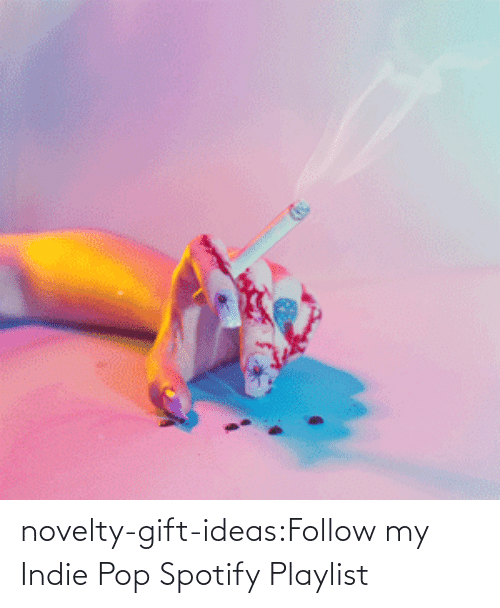 follow: novelty-gift-ideas:Follow my Indie Pop Spotify Playlist