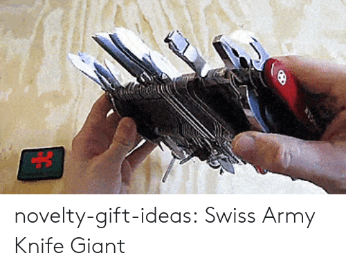 wenger: novelty-gift-ideas:  Swiss Army Knife Giant