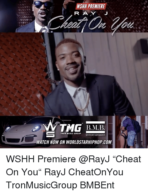 """fray: NSHH PREMIERE  FRAY  M TMG BALI.  TRON MUSIC GROUP  ENTERTAINMENT  WATCH NOW ON WORLDSTARHIPHOPCOM WSHH Premiere @RayJ """"Cheat On You"""" RayJ CheatOnYou TronMusicGroup BMBEnt"""