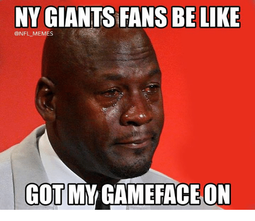 Dating ny giants fans meme