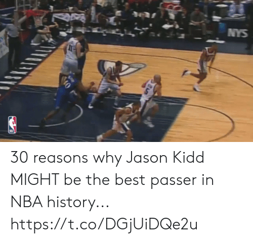 Be The Best: NYS  ప్  0 30 reasons why Jason Kidd MIGHT be the best passer in NBA history... https://t.co/DGjUiDQe2u