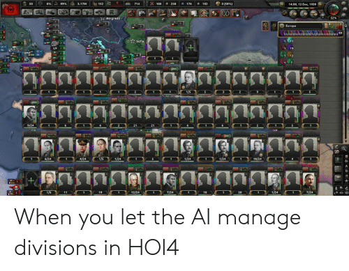 Hoi4 Managing Manpower