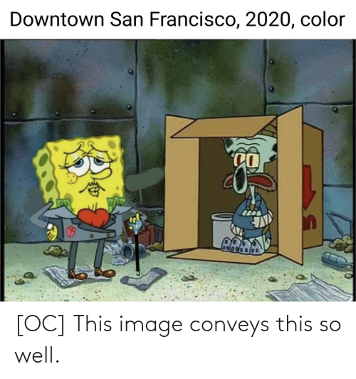 this: [OC] This image conveys this so well.