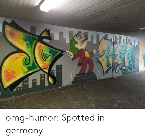 Spotted: omg-humor:  Spotted in germany