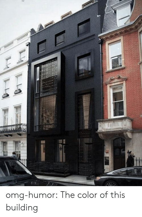 Humor Com: omg-humor:  The color of this building
