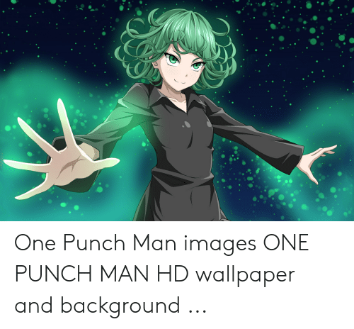 One Punch Man Images One Punch Man Hd Wallpaper And