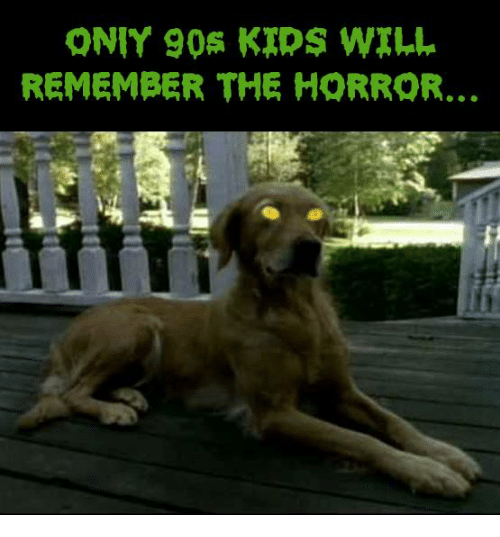 Memes, Kids, and 🤖: ONIY 9OS KIDS WILL  REMEMBER THE HORROR.