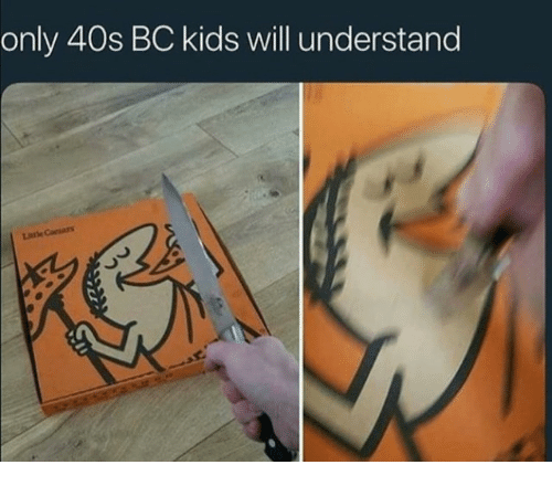 Kids, Will, and 40s: only 40s BC kids will understand  Latle Conars