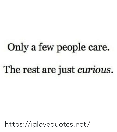 Net, Rest, and Href: Only a few people care.  The rest are just curious https://iglovequotes.net/