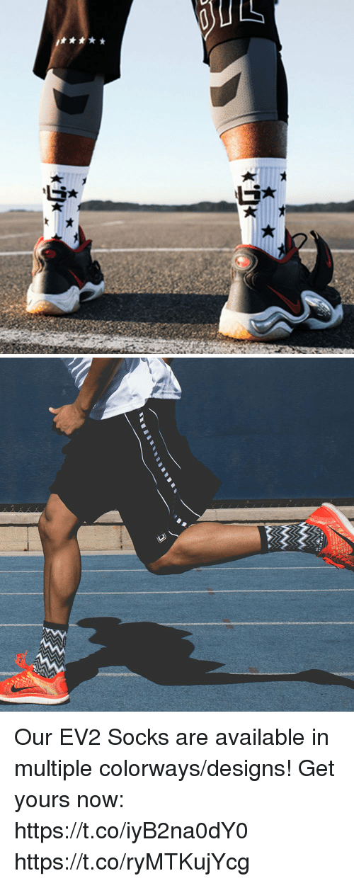 Memes, 🤖, and Now: Our EV2 Socks are available in multiple colorways/designs!  Get yours now: https://t.co/iyB2na0dY0 https://t.co/ryMTKujYcg
