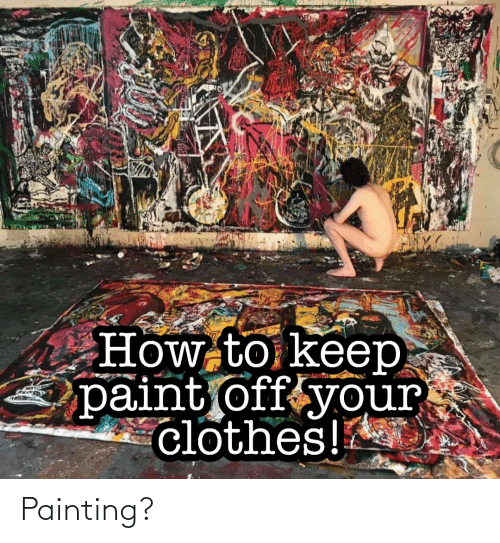 painting: Painting?