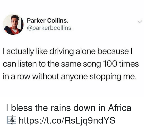 songs about being alone