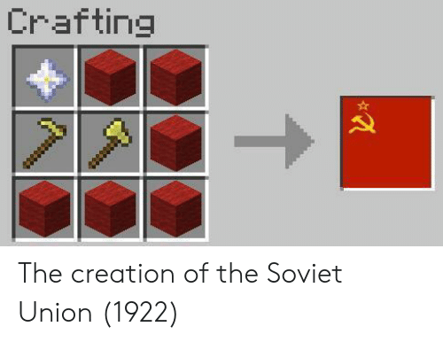 Soviet, Soviet Union, and Creation: Patting The creation of the Soviet Union (1922)