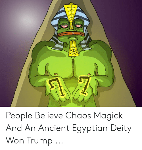 🦅 25+ Best Memes About Chaos Magick | Chaos Magick Memes