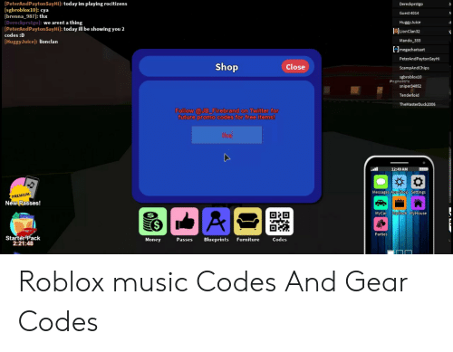 Codes For Roblox Radio Rocitizens