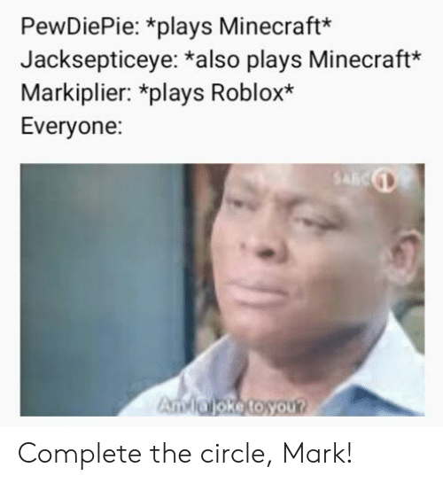 Go Commit Neck Rope | Roblox Meme on Conservative Memes