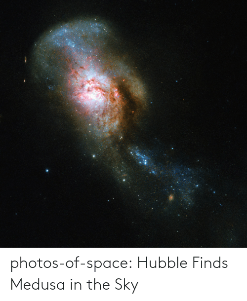 The Sky: photos-of-space:  Hubble Finds Medusa in the Sky