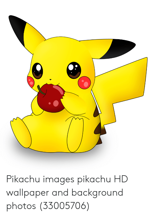 Pikachu, Images, and Wallpaper: Pikachu images pikachu HD wallpaper and background photos (33005706)