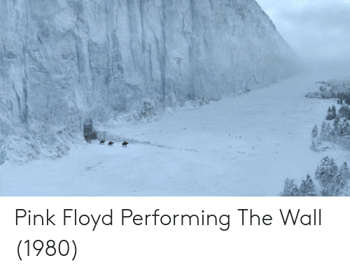 Pink Floyd: Pink Floyd Performing The Wall (1980)