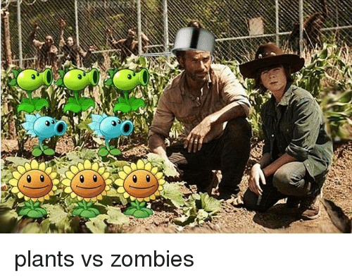 Zombies, Plants vs Zombies, and  Plants: plants vs zombies