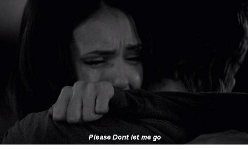 Please, Let Me Go, and Let Me: Please Dont let me go
