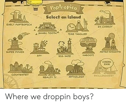 All in Favor of Having Felix Play This Next Week Say I Poptropica