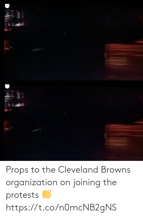sports: Props to the Cleveland Browns organization on joining the protests 👏 https://t.co/n0mcNB2gNS