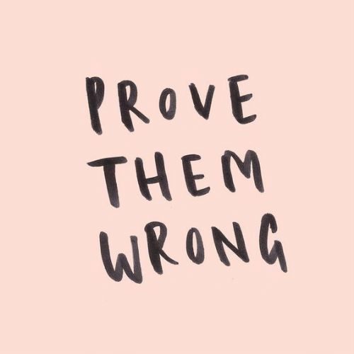 Them,  Wrong, and Prove: PRovE  THEM  WRONG