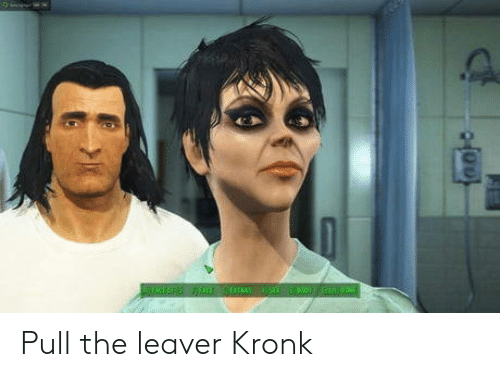 Kronk, The, and Pull: Pull the leaver Kronk