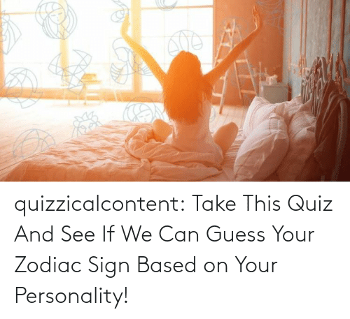 can: quizzicalcontent:  Take This Quiz And See If We Can Guess Your Zodiac Sign Based on Your Personality!
