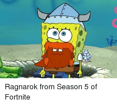 SpongeBob, Ragnarok, and Season 5