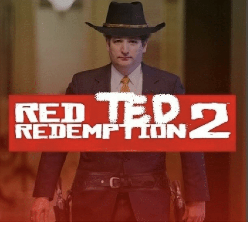 Red and Redemption: RED  REDEMPTION