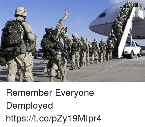 Memes, 🤖, and Remember: Remember Everyone Demployed https://t.co/pZy19MIpr4