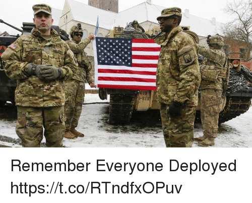 Memes, 🤖, and Remember: Remember Everyone Deployed https://t.co/RTndfxOPuv