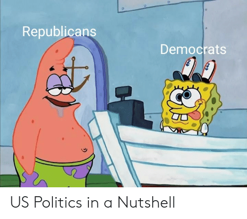 democrats: Republicans  Democrats US Politics in a Nutshell